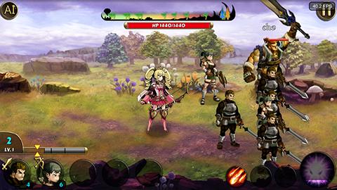 「姫」となり、パレードすることで敵を「殲滅」していく!