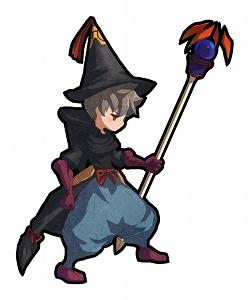 [黒魔道士]ティズ