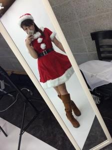 良いクリスマスを~♪