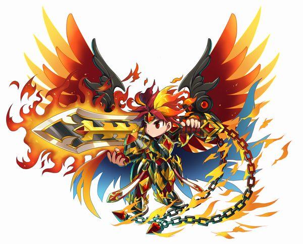 爆炎の覇神ヴァルガス