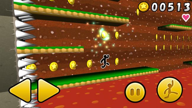 光り輝くスーパーコインも3D