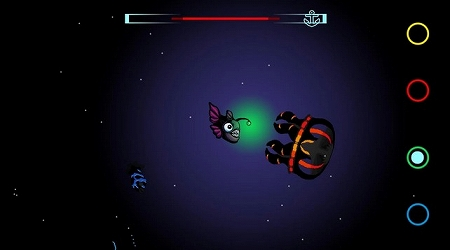 仄暗い深海の世界観が堪らないアクションゲーム