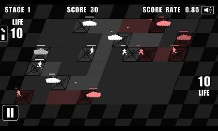 シンプルかつクールなリアルタイム戦略ゲーム!