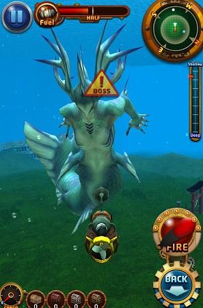 美しい深海を探索しよう!