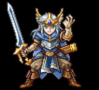 魔王との戦い後行方不明の勇者ゼレイド