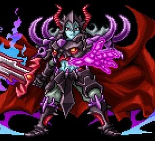 世界に突如降臨した凶悪な魔王サタン