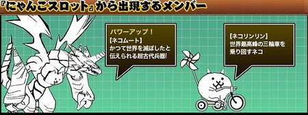 にゃんこスロット登場!