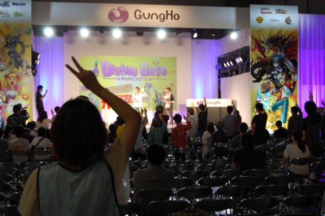 ジャンケン大会に参加する編集部 相川