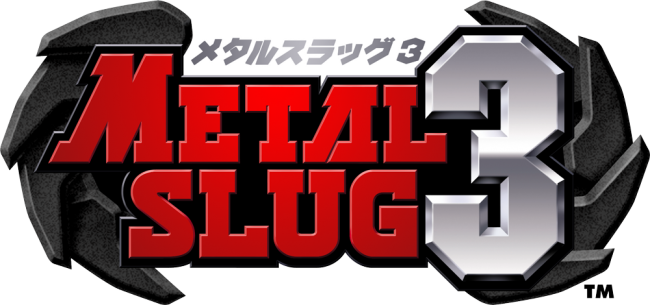 TAL SLUG3ロゴ