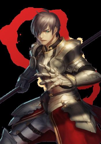 瞬槍の騎士 ジュード