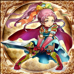 光の聖剣士 エリシア
