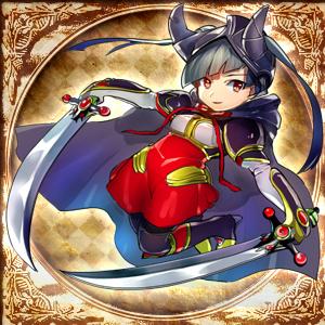 双剣の魔剣士 シェリン