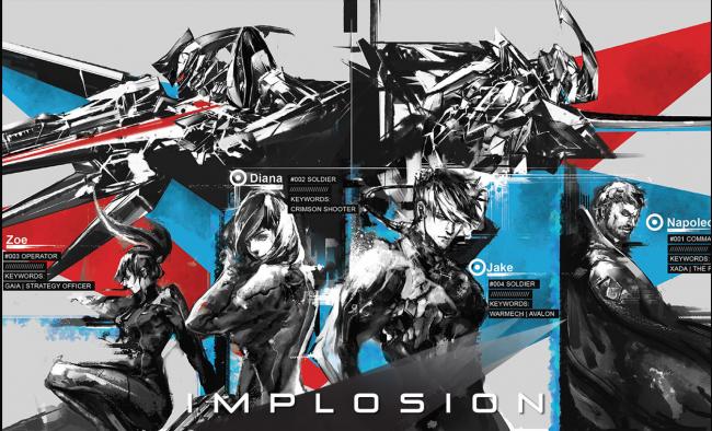 「Implosion」最新ムービー公開!
