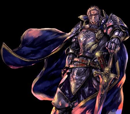 禍の騎士オルドレード  騎士 SSR★★★★★