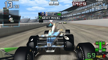Realistic Indy Car Games