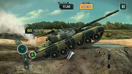 戦車でいろんな競技をしよう!