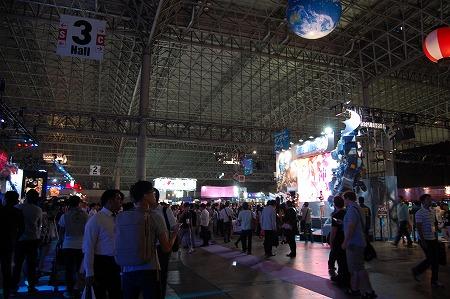 東京ゲームショウ2014、9月18日ビジネスデイの様子。
