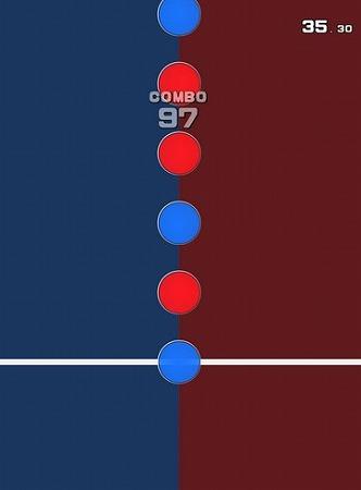 瞬時に青と赤を見極めろ!