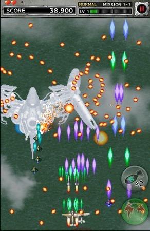 ゲームセンターのゲームセンターのシューティングゲームの伝説のシューティングゲームがリメイクされて登場!