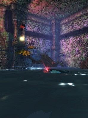 全20ステージの水没した密室の謎を解き、檻から脱出!
