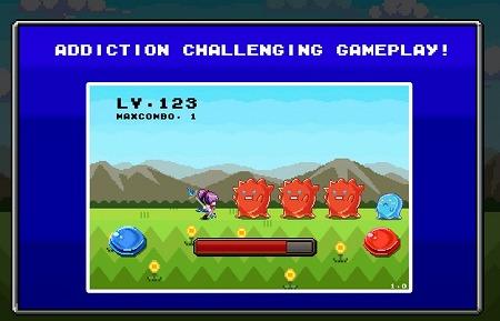 キャラチェンジ可能なRPG風アクションゲーム!