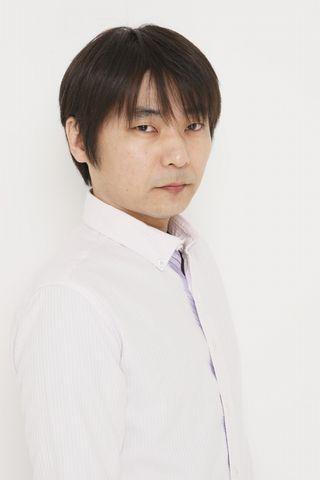 石田彰さん (主人公役、他)。