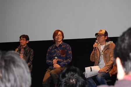 左から、水田直志氏、相場良祐氏、時田 貴司氏。