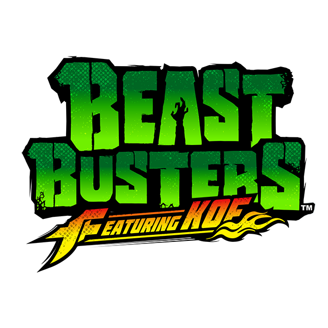 『BEAST BUSTERS featuring KOF』事前登録開始。