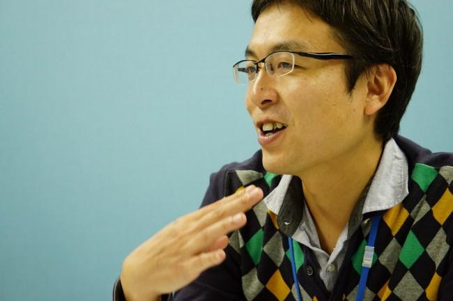 ココネ株式会社 代表取締役社長の田中博氏