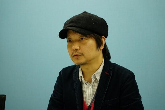 取締役副社長の樺澤俊介氏