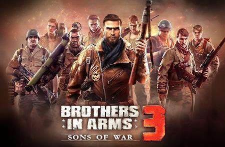 シューティングアクション『ブラザーインアームズ®3:Sons of War』