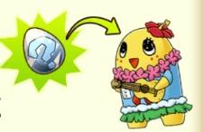 イベント限定「アロハなっしー」を獲得しよう!