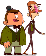 Bertram and Gavin