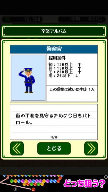 卒業~3年D組~ 警察官