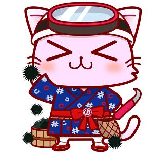 三陸鉄道制覇で限定ニャッシュをGet!