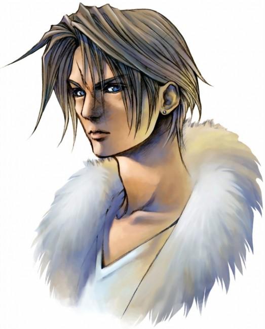 なかなかダンディですな。 ©Final Fantasy VIII 1999 SQUARE ENIX
