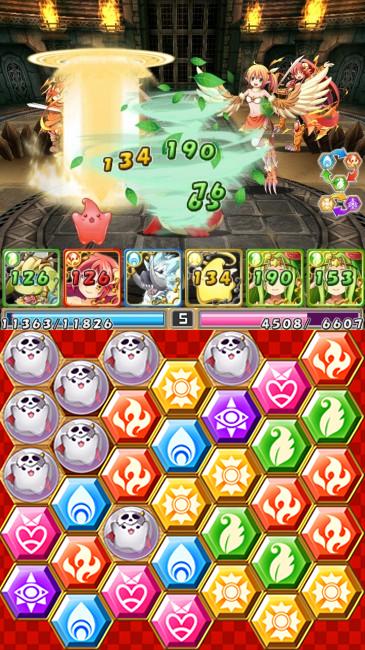 オンライン対戦時には、3連コンボ以上で相手におジャマな「デビルドロップ」を送り込めるぞ。
