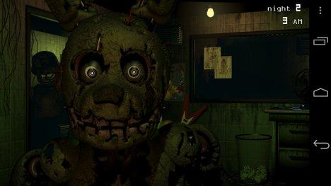 人気ホラーゲーム「Five Nights at Freddy's」が映画化!
