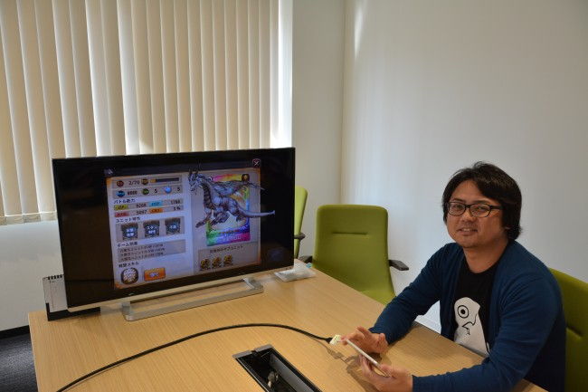 GameBank株式会社 シニアプロデューサー 河井 大輔氏