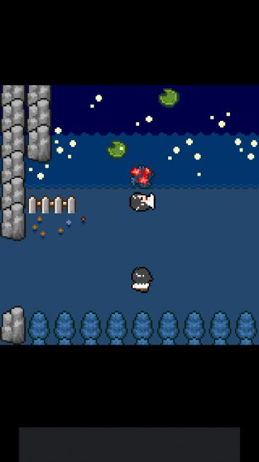 ナナミは洞窟内を探してもみつからなかった。空神洞とつながっている、湖のほとりで見つかったのだった。