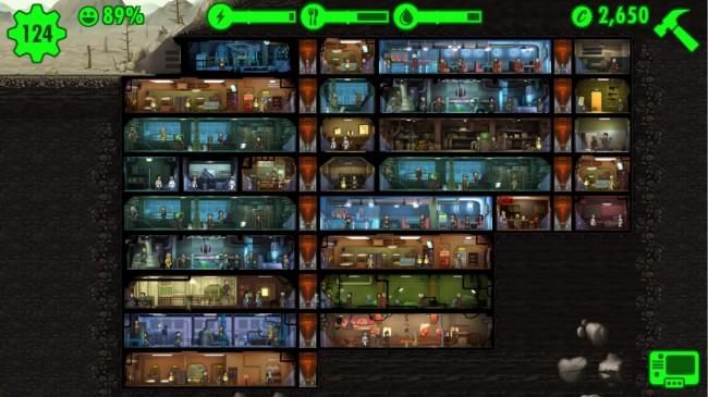 124人もの住人がいるシェルター。同僚の方のシェルターをお借りしました。