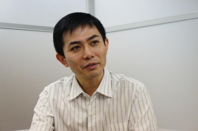 株式会社テクノード 代表取締役 鎌田寛昭氏
