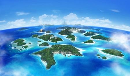 狩友と進め! 秘宝を求め碧き島々へ!