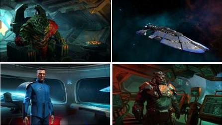 陸・海・空、そして、Wargaming 新タイトルはなんと宇宙!