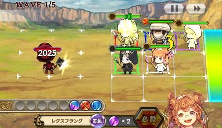 キャラクターの能力を高める効果に加え、一定数の敵の撃破でマナを獲得するアビリティも!