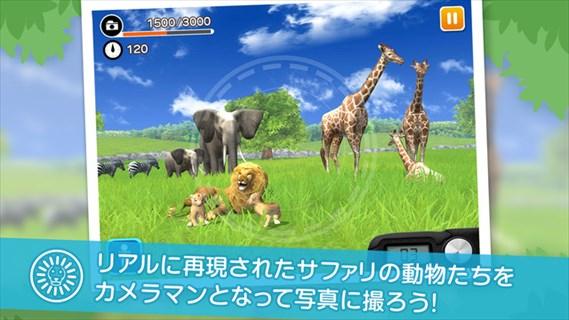 大自然の動物を追うカメラマンとなれ!