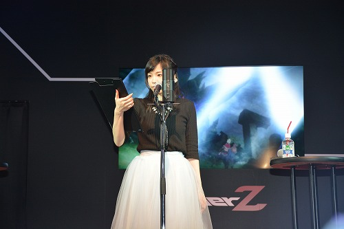 諏訪彩花さんが3人のキャラのボイスでアテレコ!