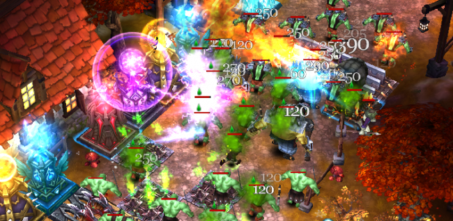アクションRPGとしてもタワーディフェンスとしても完成度が高い作品だ。