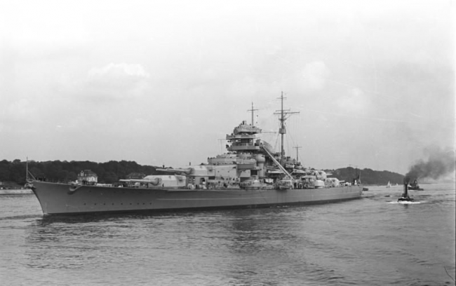 画像出典:https://ja.wikipedia.org/wiki/ビスマルク_(戦艦)