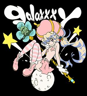 ファッションメーカー「garaxxxy」とのコラボ作品!